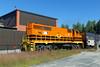 NECR train 603, with 3015 running long hood forward, heads into Monson, MA. 9/6/2015 - 598C7927dK