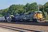 Switcher FI-1 and train EDPO meet in the Fitchburg, MA yard. 7/21/2016 - 598C1087dK
