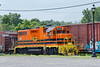 Palmer Pumpkins - NECR GP40 #3015 and NECR GP38 #2048 were both working the yard at MP83 in Palmer, MA. 7/18/2016 - 598C0853dK
