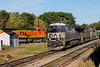 Early morning action in Gardner, MA - the P&W was already in the yard when 22K came through. 9/21/2016 - 598C5944dK