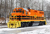 Nice and clean CSOR 2011 sits in the CSX yard at MP83 in Palmer MA. 12/22/2016 - 598C9438dK