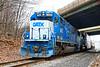 P&W train GRWO waits in the Gardner, MA yard for a very late ethanol train. 2/28/2016 - 598C4638dK