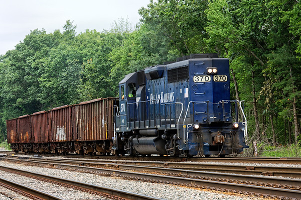 Pan Am 370 was working as switcher FI-1 and dumping ballast just east of the Willows. 7/12/2017 - 598C2634dK