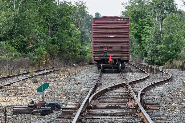 Country railroading...<br /> 8/10/2018