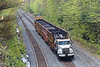 Tie train backs through the S-curves at MP60 in Spencer MA.<br /> 5/16/2019