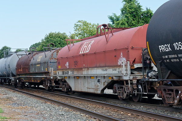 Also on 436 were a couple of coil cars - unusual...<br /> 7/31/2020
