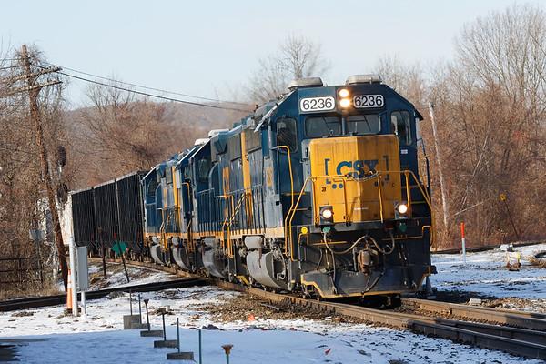 2020 New England Railroading