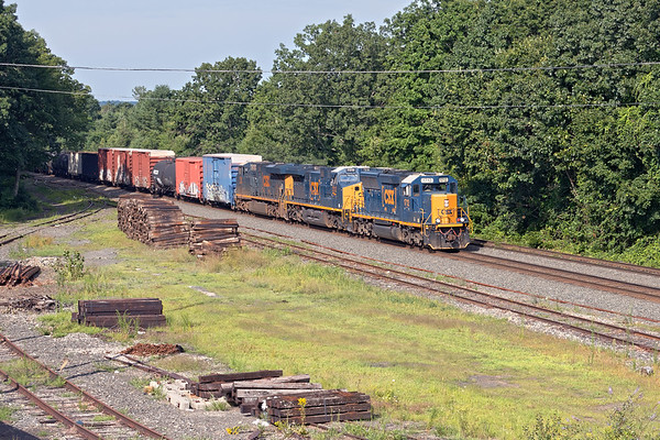 Q426 at MP60 in East Brookfield MA.<br /> 8/6/2020