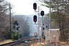 Yesterday, just to do something different, I shot the same train different ways in different locations starting with Q436 coming around the curve approaching MP79 in Palmer MA.<br /> 11/20/2020