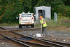 One of many conscientious CSX employees working hard to keep the trains moving.<br /> 9/14/2020