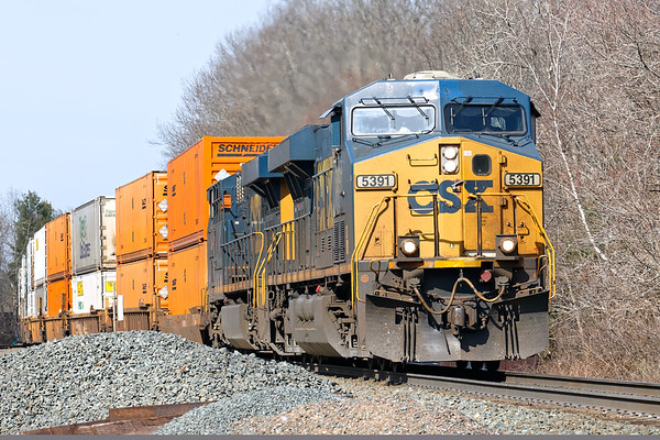 Next up was Q012 with colorful stacks for Worcester.<br /> 4/12/2020