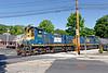 G&U 1191 and 1158 switch their transload yard in North Grafton MA.<br /> 5/27/2020