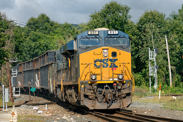 Q426 slowly makes it's way onto the siding in the Palmer MA yard.<br /> 9/11/2020<br /> **Never Forget**