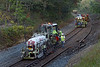 CSX track gang laying ribbon rail at MP57, Charlton, MA on the CSX Boston Line - 9/17/2012 - 598C1725dK
