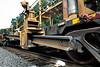 CSX rail train laying ribbon rail just west of MP60, Spencer, MA. 9/5/2012 - 598C0820dK
