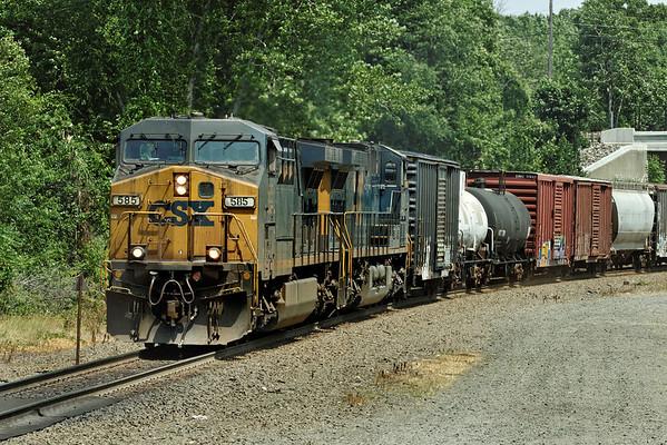 CSX train Q427 coming into MP57, Charlton, MA. 7/23/2012 - IMG_4519dxK