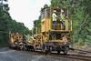 CSX rail train laying ribbon rail just west of MP60, Spencer, MA. 9/5/2012 - 598C0777dK