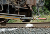 CSX rail train laying ribbon rail just west of MP60, Spencer, MA. 9/5/2012 - 598C0836dK