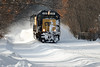 CSX - How Tomorrow Moves...Snow. Warren, MA - 11-01-27 - IMG_1016dK