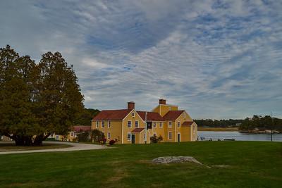 The Wentworth-Coolidge Mansion