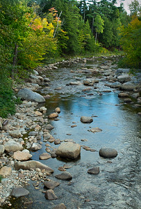 White Mountains stream