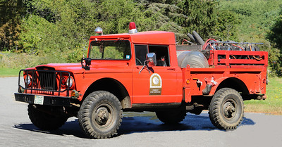 Forestry 1.  1967 Jeep Kaiser   100 / 250
