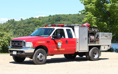 Forestry 1   2003 Ford F-550 / Valley   500 / 300