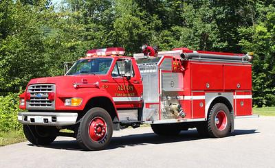 Engine 3   1995 Ford / E-One   1250 / 1000
