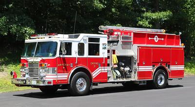 Engine 3.  2002 Pierce Dash   1500 / 1250