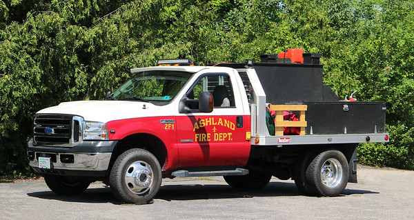 Forestry 1   2006 Ford F-350 / Precision Truck   250 / 400