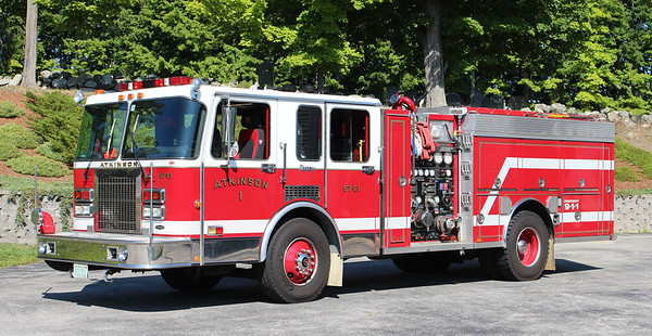 Engine 1   1992 Spartan / Central States   1500 / 1000
