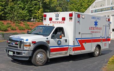 Ambulance 1 Ford