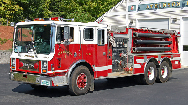 Retired   Engine 3   1981 Mack MC / Pierce   1250 / 2000