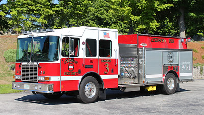Engine 3   2016 HME Ahrens Fox   1500 / 1000