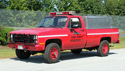 Retired - Forestry 1 1985 Chevy   250 / 250