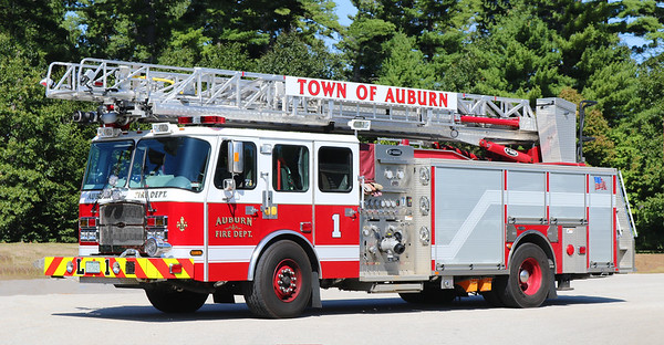 Ladder 1.  2012 E-One Cyclone.  1750 / 500 / 75' RM
