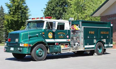 Engine 1 1997 International / Valley 1500 / 1000