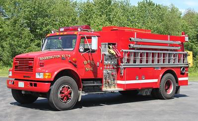 Tanker 4  1995 International/Valley  500/2000