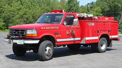 Forestry 3  1993 Ford F-350