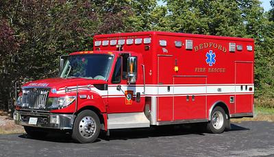 Ambulance 1   2013 International / Horton