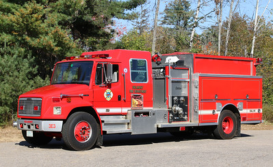 Engine 3   1998 Freightliner / Central States   1250 / 1000