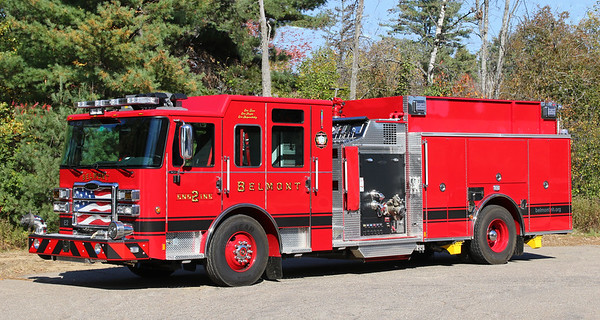 Engine 2   2017 Pierce Enforcer   1500 / 1000