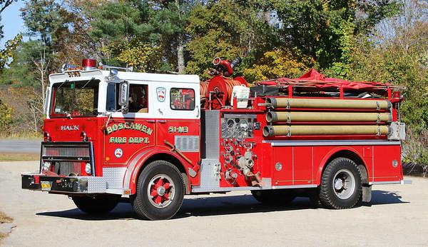 Engine 3   1975 Mack MB / Howe   1500 / 1000