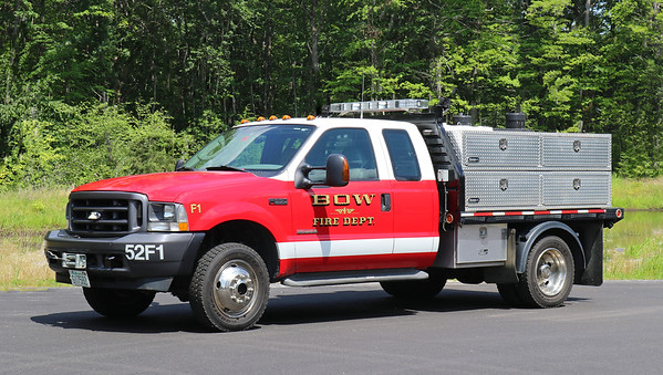 Forestry 1   2004 Ford F-550 / Hews / Valley   200 / 400