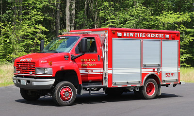 Rescue 1   2008 GMC / Pierce