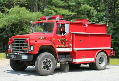 Tanker 1 1984 International / Valley