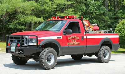 Forestry 1 2002 Ford / Custom