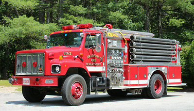 Engine 2 1992 International / E-One 1250 / 1000