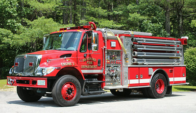 Engine 3 2005 International / Valley 1500 / 1000