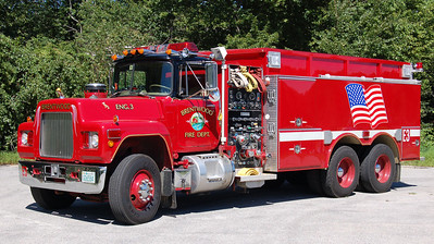 Engine 3 1979 Mack /Dingee 1000/2500